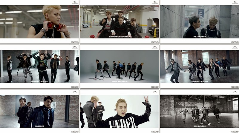 download video exo wolf mv mp4